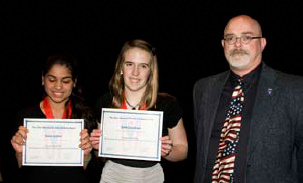 2011 National History Day OHRAB Award Winners